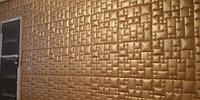 Декоративные гипсовые 3D панели Сарин, фото 5