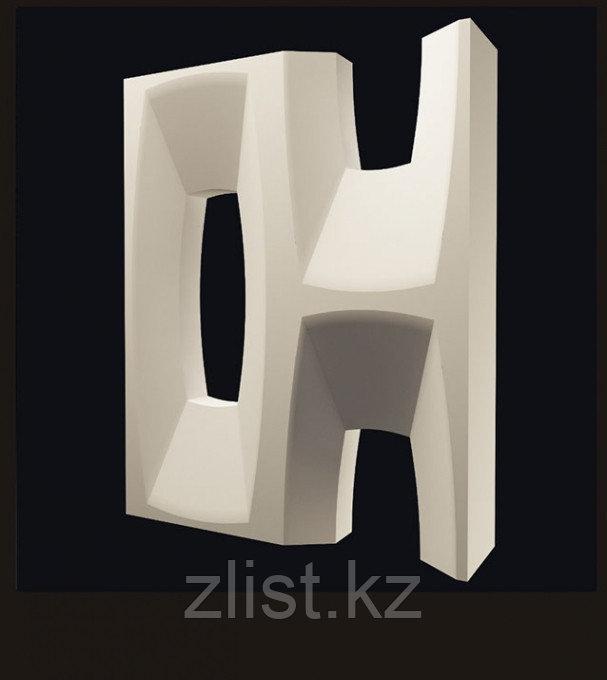 3D перегородка Аполло