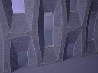 3D перегородка Аполло , фото 4