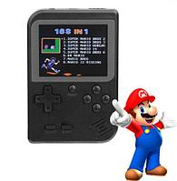 Игровая консоль карманная Dendy G1 Game [168 встроенных игр, подключение к телевизору]