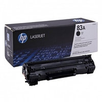 Заправка картриджей HP 83A - CF283A