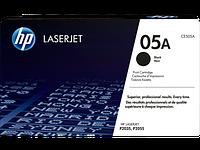 Заправка картриджей HP 05A - CE505A