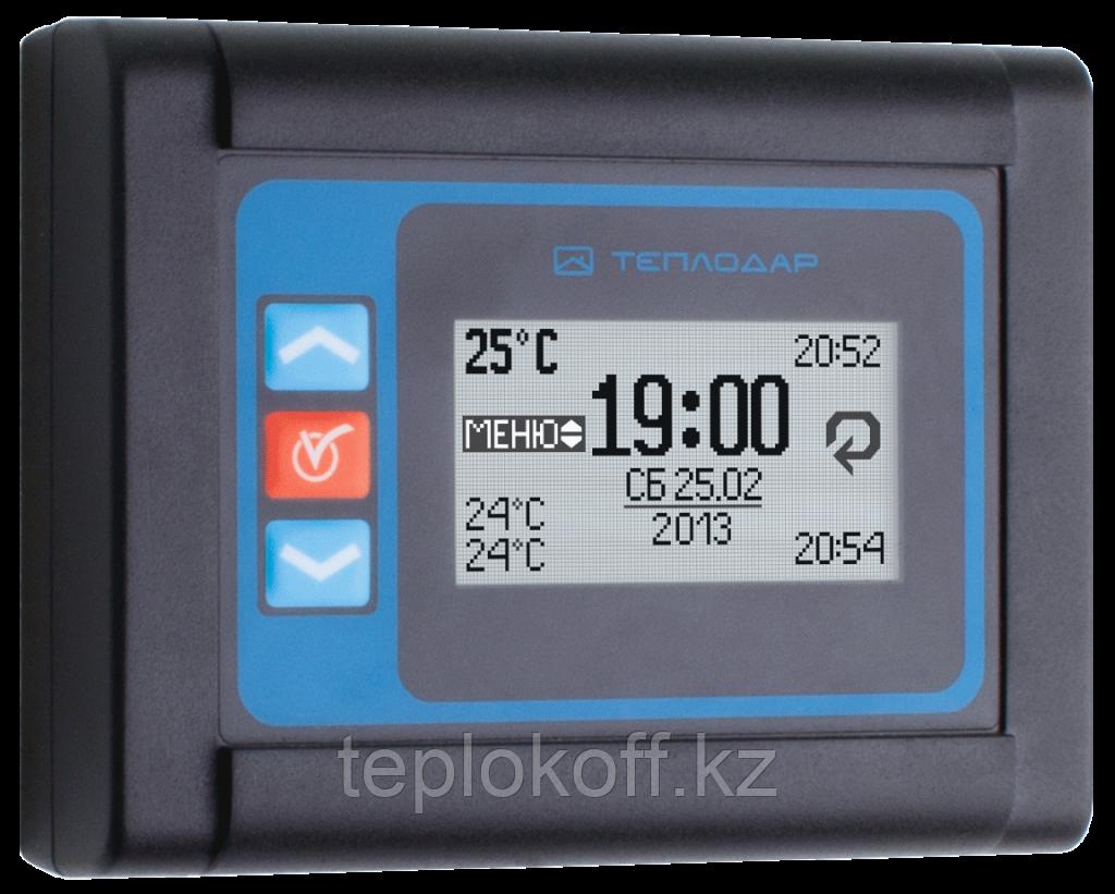 Пульт управления ПУБТ-03  для блока ТЭНов в котлах «Куппер»