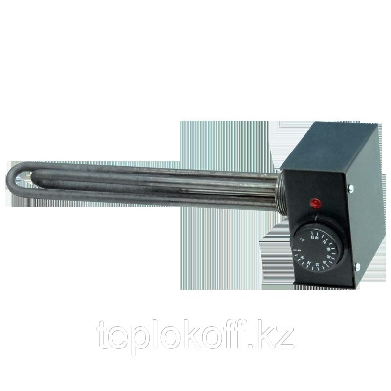 Тэн электрический ТЭНБР-3-G1¼-Т с терморегулятором