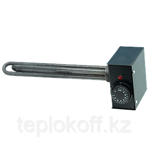 Тэн электрический ТЭНБР-5-G1¼-Т с терморегулятором