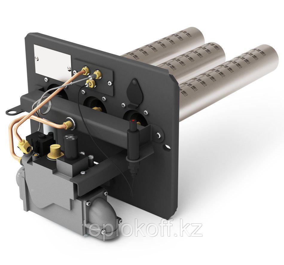 Газовая горелка ГГУ Триада, 46 кВт, энергозависимое, ДУ