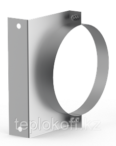 Кронштейн стеновой универсальный ф 160, AISI 439/1,0мм