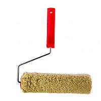 Валик для фасадных работ синтетический Pro, 250 мм, ворс 18 мм, D 48 мм, D ручки 6 мм, полиакрил MTX