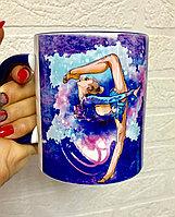 Кружки гимнастика в Астане. Кружка с фото. Печать на кружках, кружка с логотипом в Астане,