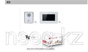 Dahua VTK-VTO6210BW-VTH1550CH, фото 2