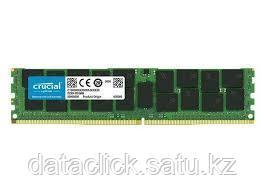 Crucial DRAM 16GB DDR4 2666 MT/s (PC4-21300) CL19 DR x8 ECC Registered DIMM 288pin