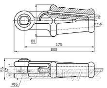 Зажимы натяжные клиновые НКК-1-1Б