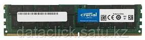 Crucial DRAM 128GB DDR4 2666 MT/s (PC4-21300) CL19 QR x4 ECC Registered DIMM 288pin