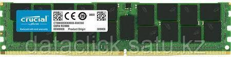 Crucial DRAM 64GB DDR4 2666 MT/s (PC4-21300) CL19 QR x4 Load Reduced DIMM 288pin, фото 2