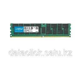 Crucial DRAM 128GB DDR4 2666 MT/s (PC4-21300) CL19 QR x4 Load Reduced DIMM 288pin