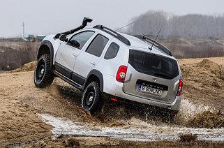 Усиленная подвеска Renault