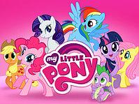 Моя маленькая Пони, My Little Pony