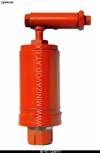 Гидроцилиндр вариатора молотильного барабана ГА 7601020