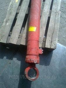 Гидроцилиндр для экскаваторов ЕК-18, ЕТ-18, ЕК-14, ЕТ-16 ЦГ-125.80х1100.11