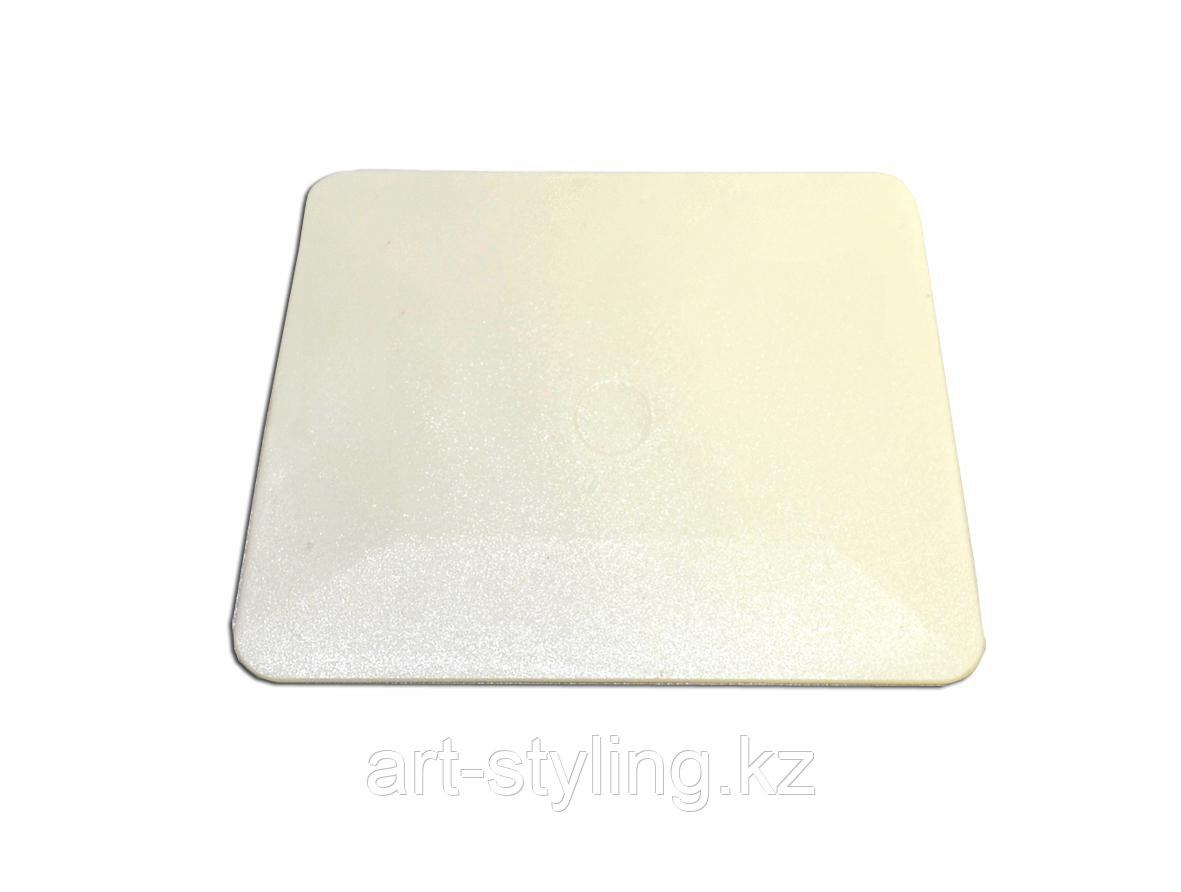 Белая тефлоновая выгонка (трапеция)