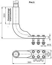 Аппаратные зажимы А6АП-640-1, А6АП-640-2, А6АП-640-3