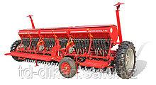 Сеялка зерновая ASTRA 5,4А-06 с сигнализацией (вариатор, сошник, пальцевый загортач, прикатка)