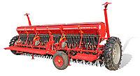 Сеялка зерновая ASTRA 5,4Т с травяной приставкой (вариатор, сошник)