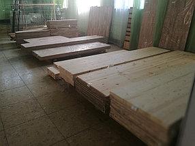 Мебельный щит Ель (цельноламельный) Толщиной 40 мм., фото 2