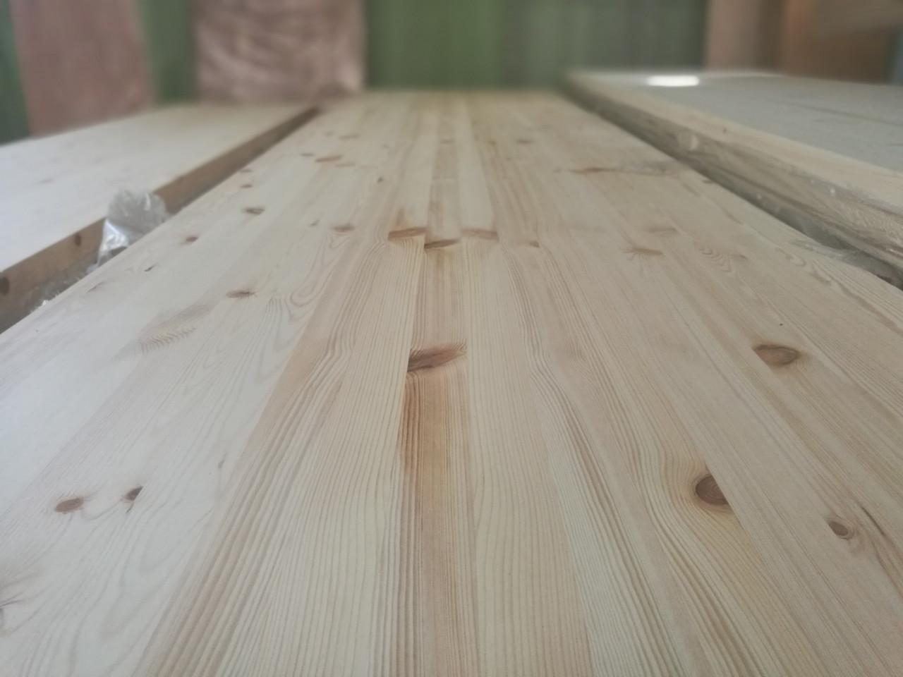 Мебельный щит Сосна (Цельноламельный) Толщиной 18 мм.