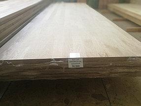 Мебельный щит Дуб (шлифованный) Толщиной 40 мм., фото 3