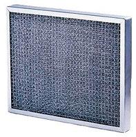 Жироулавливающий панельный фильтр металлический