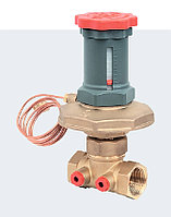 Клапаны автоматические балансировочные с импульсной  трубкой GIACOMINI ( Италия) ДУ 15-50