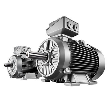 Электродвигатели SIEMENS