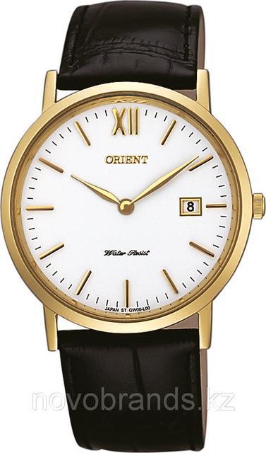 Золотые часы мужские