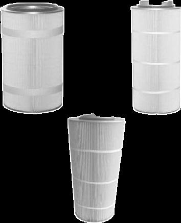 Воздушные картриджные фильтры