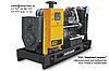 Дизельный генератор ADD150 в открытом исполнении