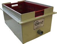 Сепаратор пера. Корзина для сбора и фильтрации пера, очистков корнеплодов