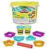 """Hasbro Play-Doh B4453 Игровой набор """"Печенье"""" в ведерочке"""