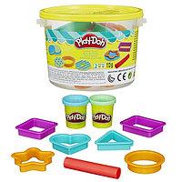 """Hasbro Play-Doh B4453 Игровой набор """"Печенье"""" в ведерочке, фото 1"""