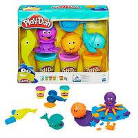 """Hasbro Play-Doh B1378 Игровой набор пластилина """"Подводный мир"""", фото 1"""