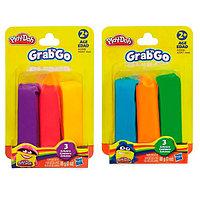 Hasbro Play-Doh A3357 Набор из пластилина трех цветов (в ассортименте)