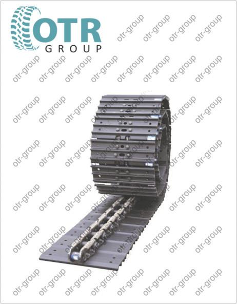 Гусеница 600 мм LC в сборе KOMATSU PC220-6 206-32-03214