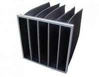Карманный угольный фильтр для вентиляции