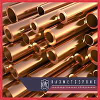 Труба бронзовая БрАЖМц10-3-1,5 75х17,5
