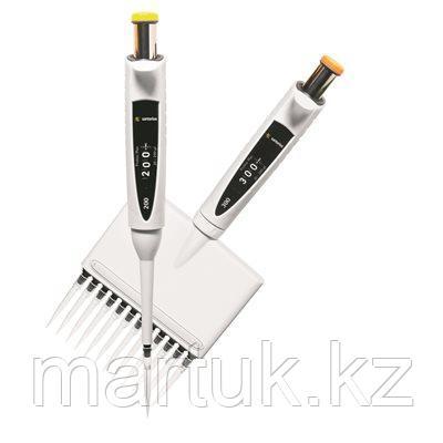 Механический дозатор Proline® Plus, 12-кан., 10–100 мкл