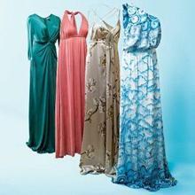 Химчистка вечерних и свадебных платьев