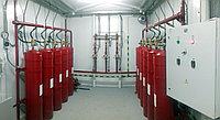 Переосвидетельствование и перезарядка модулей газового пожаротушения