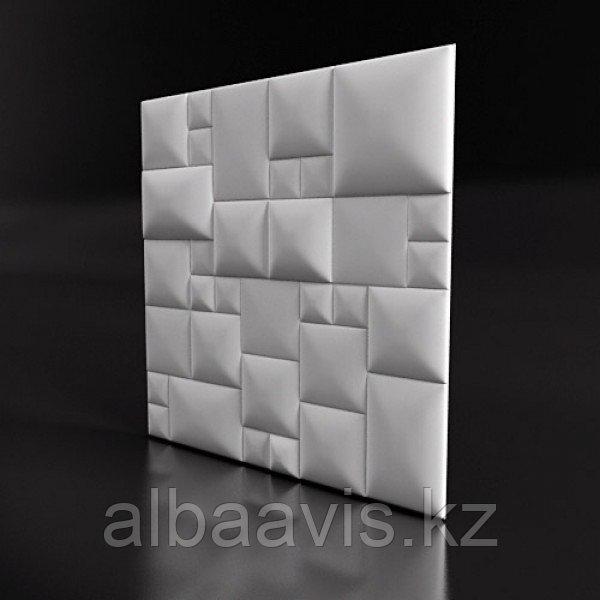 Декоративные гипсовые 3D панели «Сарин»