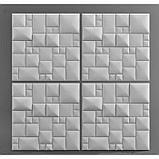 Декоративные гипсовые 3D панели «Сарин», фото 5
