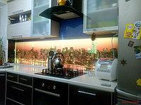 УФ печать н а стекле, UV печать на стекле в алматы, фото 1